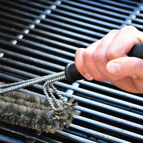 Hoe reinig ik mijn barbecue