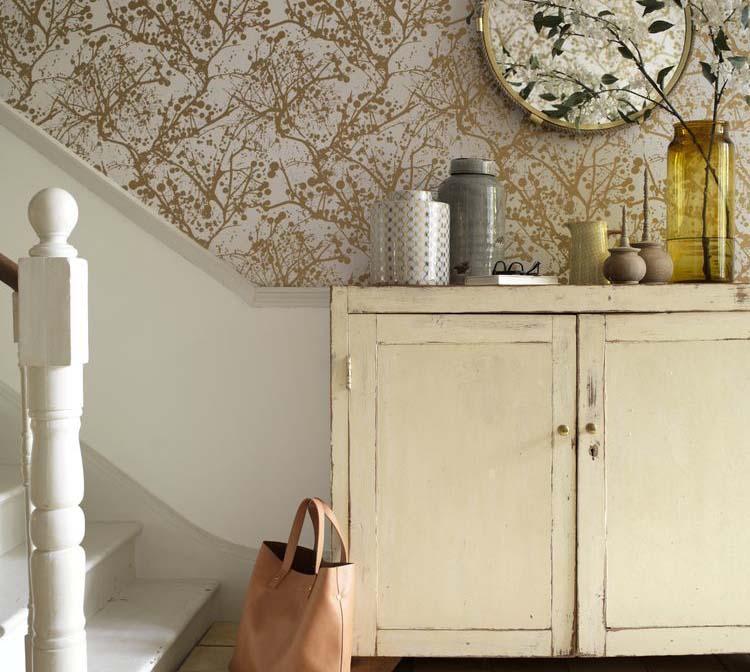 In 8 stappen een nieuwe trap hal praxis blog for Hallway colour ideas 2016
