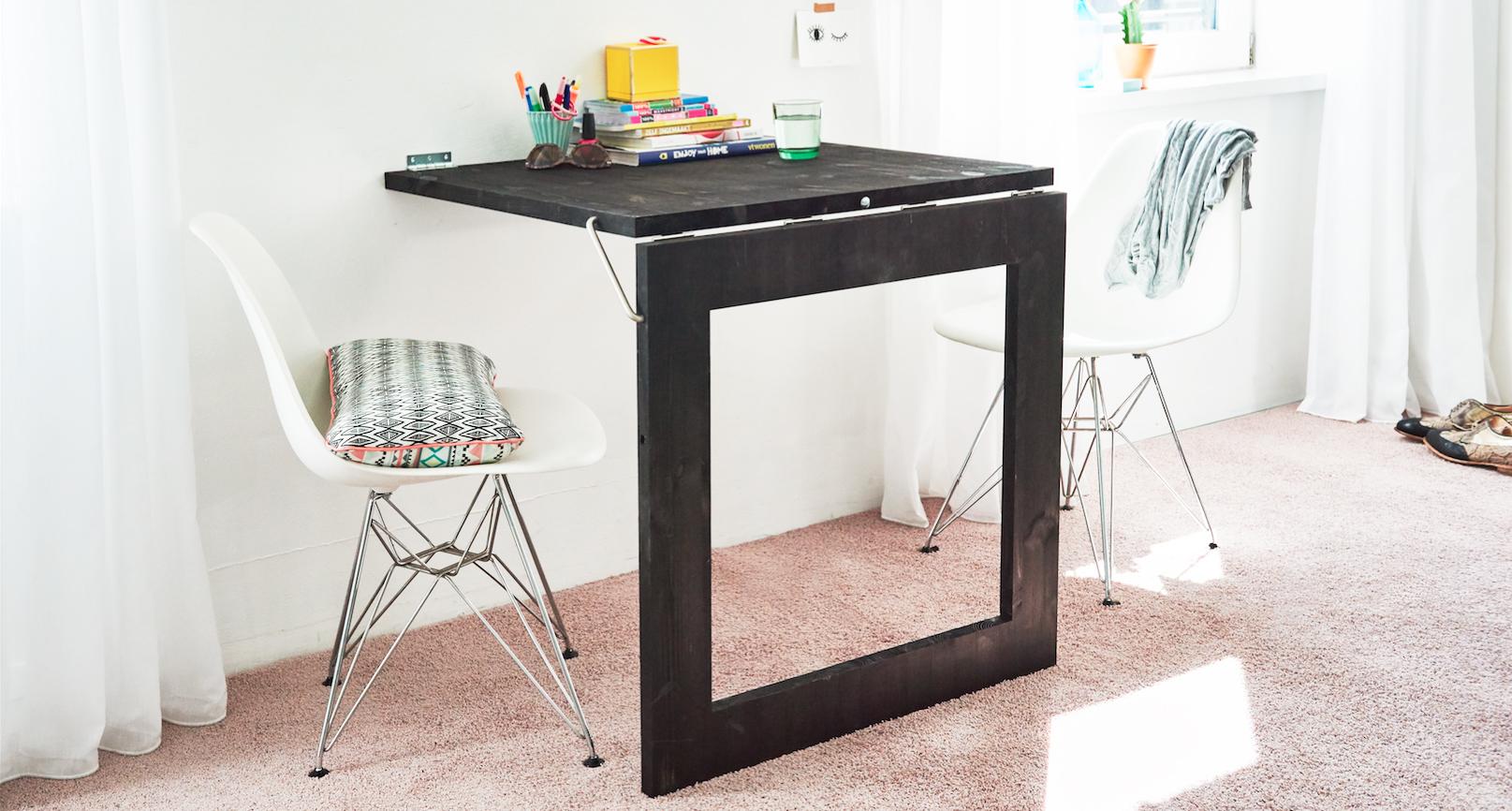 Maak je eigen houten meubels top 5 praxis blog for Opklapbare tafel