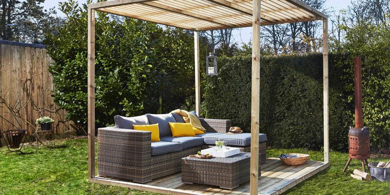 privacy in de tuin of op het balkon cre ren zo doe je dat. Black Bedroom Furniture Sets. Home Design Ideas