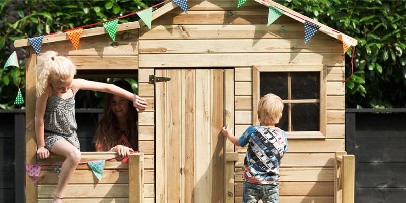 Genoeg De leukste speelhuisjes voor buiten | Praxis Blog @NK35
