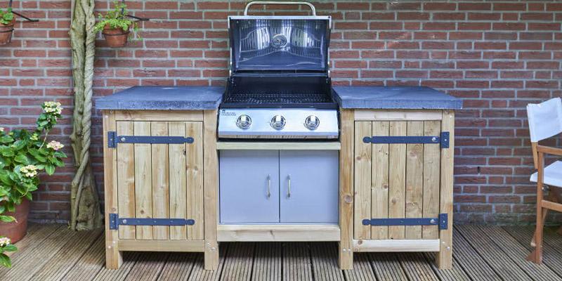 Koken in eigen tuin maak je eigen buitenkeuken praxis for Tuin praxis