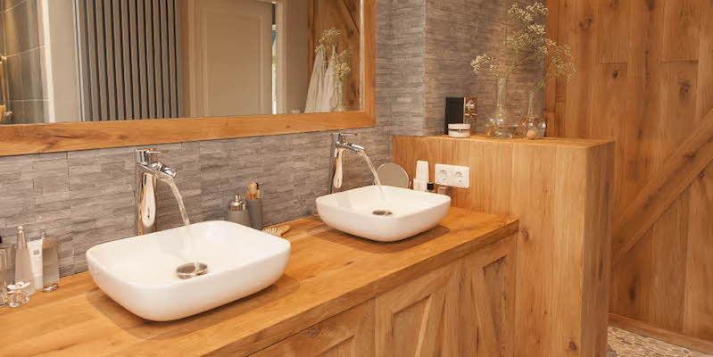Wastafel meubel wasbak met meubel bb van badkamer en