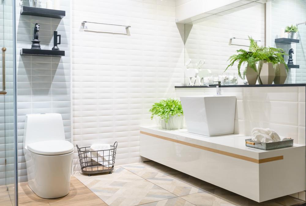Badkamer Plafond Praxis : Hoe kun je een kleine badkamer optimaal benutten praxis