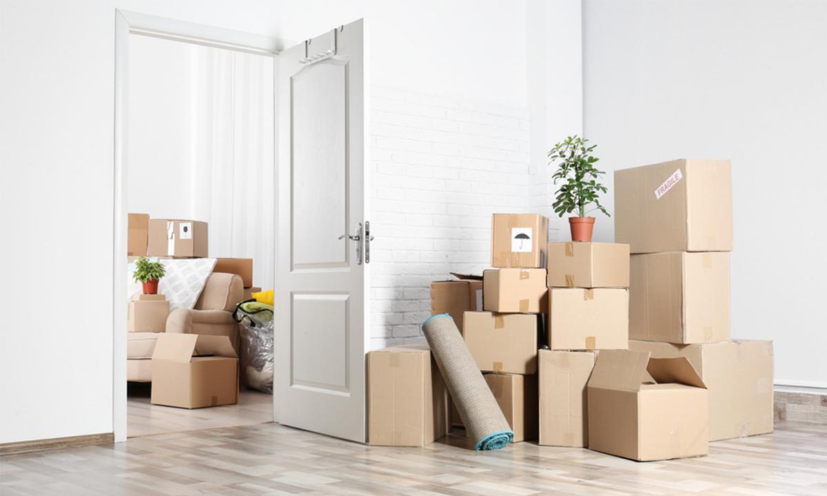 Een Nieuw Huis : Verhuizen als een pro praxis