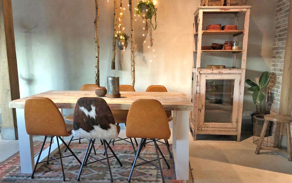 Steigerhout Muur Slaapkamer : Steigerhout inspiratie voor in je huis: 5 tips!