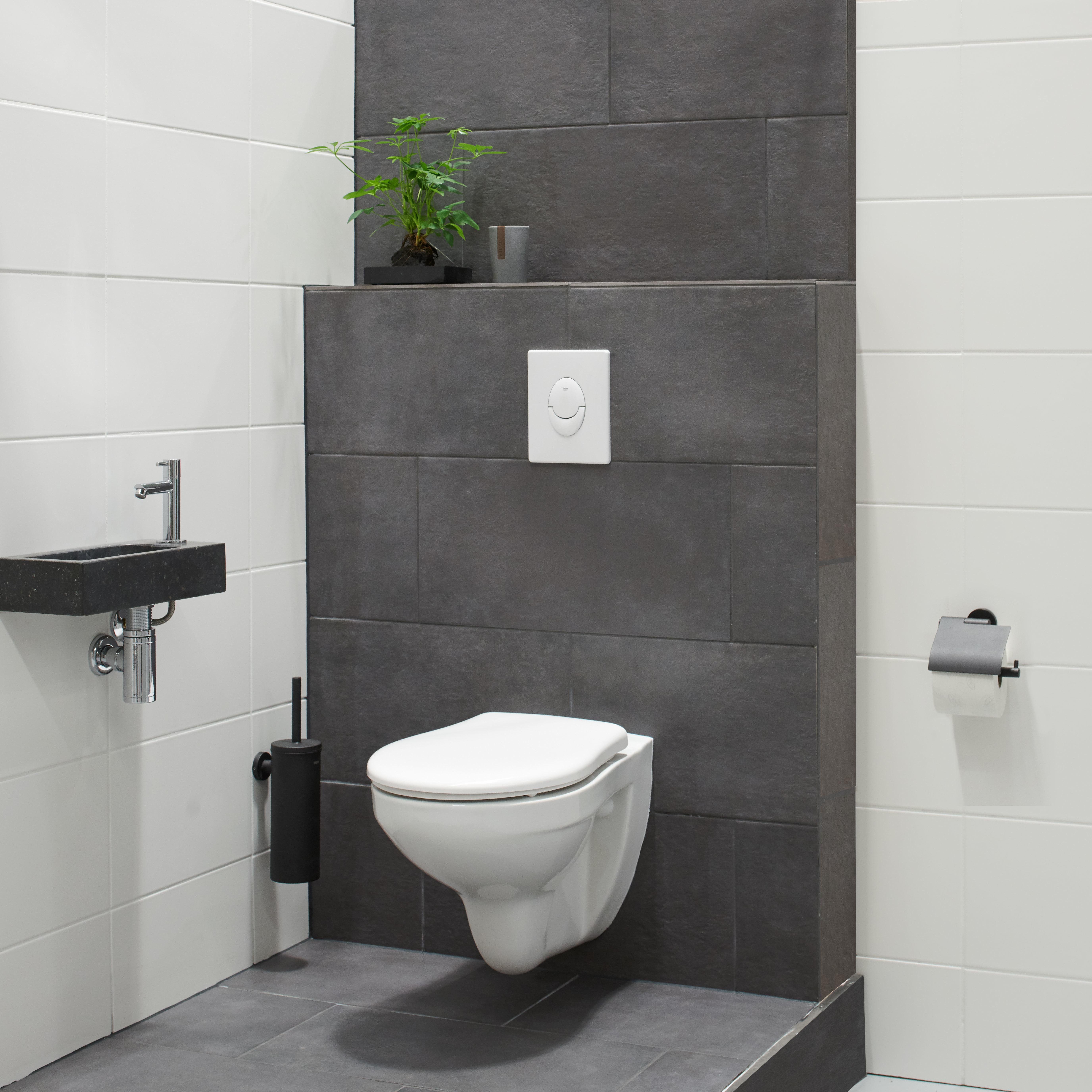 Onwijs Toilet renoveren doe je zo! | voordemakers.nl ZX-06
