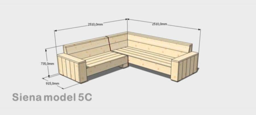 Extreem Ik zoek een stappenplan voor het maken van een steigerhouten &YH43