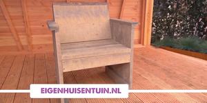 Basic vintage stoel maken