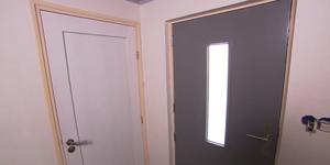 Voordeur service + op maat schaven (binnen) deur