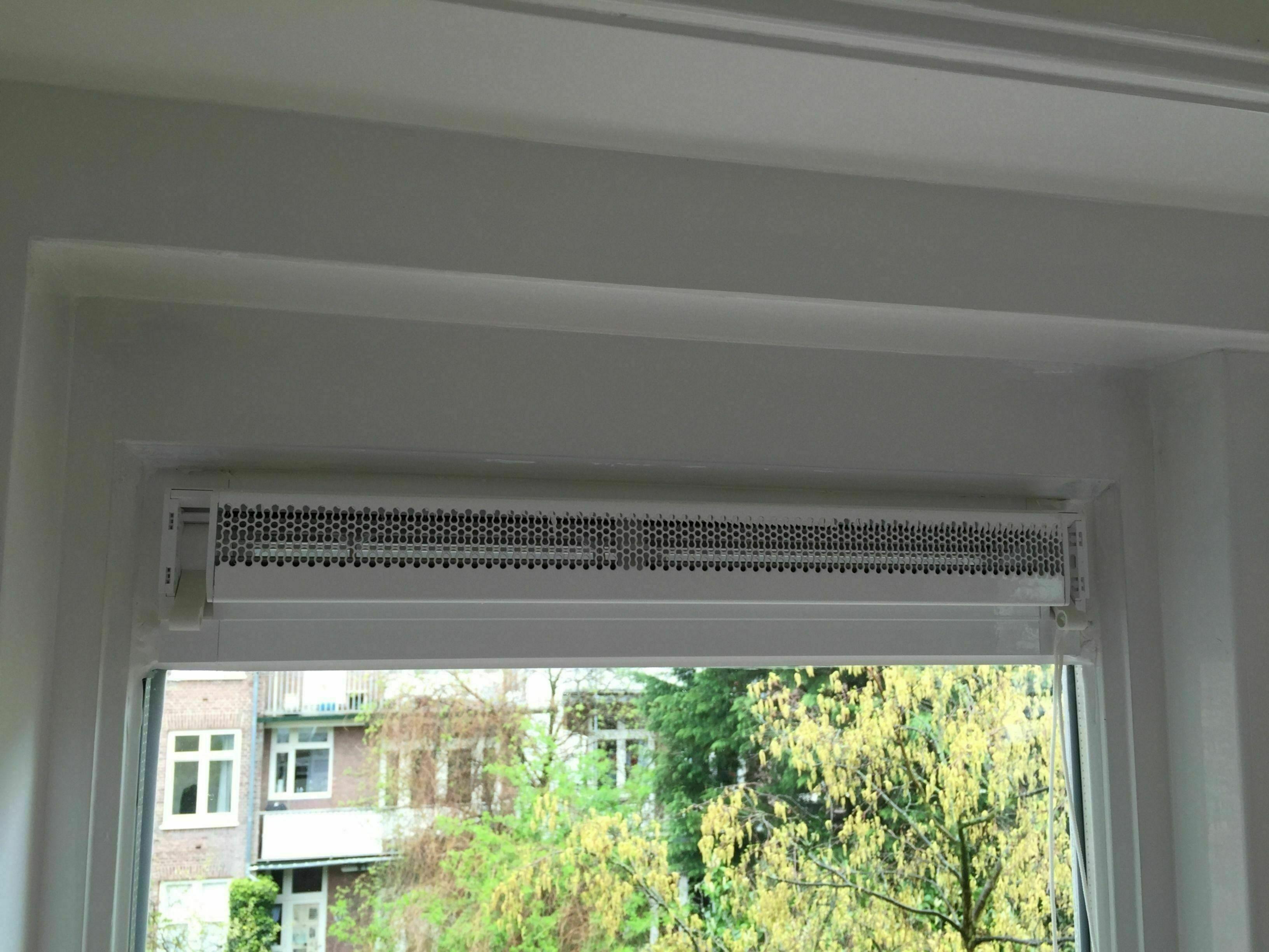 Geliefde Ventilatierooster in raam (TIP) | voordemakers.nl AK18