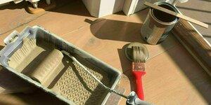 Betonverf voor balkon