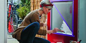 Je buitenkozijnen en buitendeuren schilderen