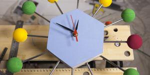 Een klok maken