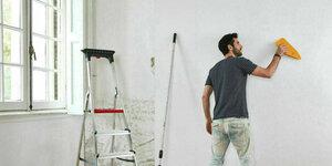 Behangen met Quick Walls vliesbehang
