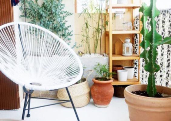 Hangmat Op Balkon : Tover je balkon om in een paradijs praxis blog