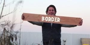 Border opleuken