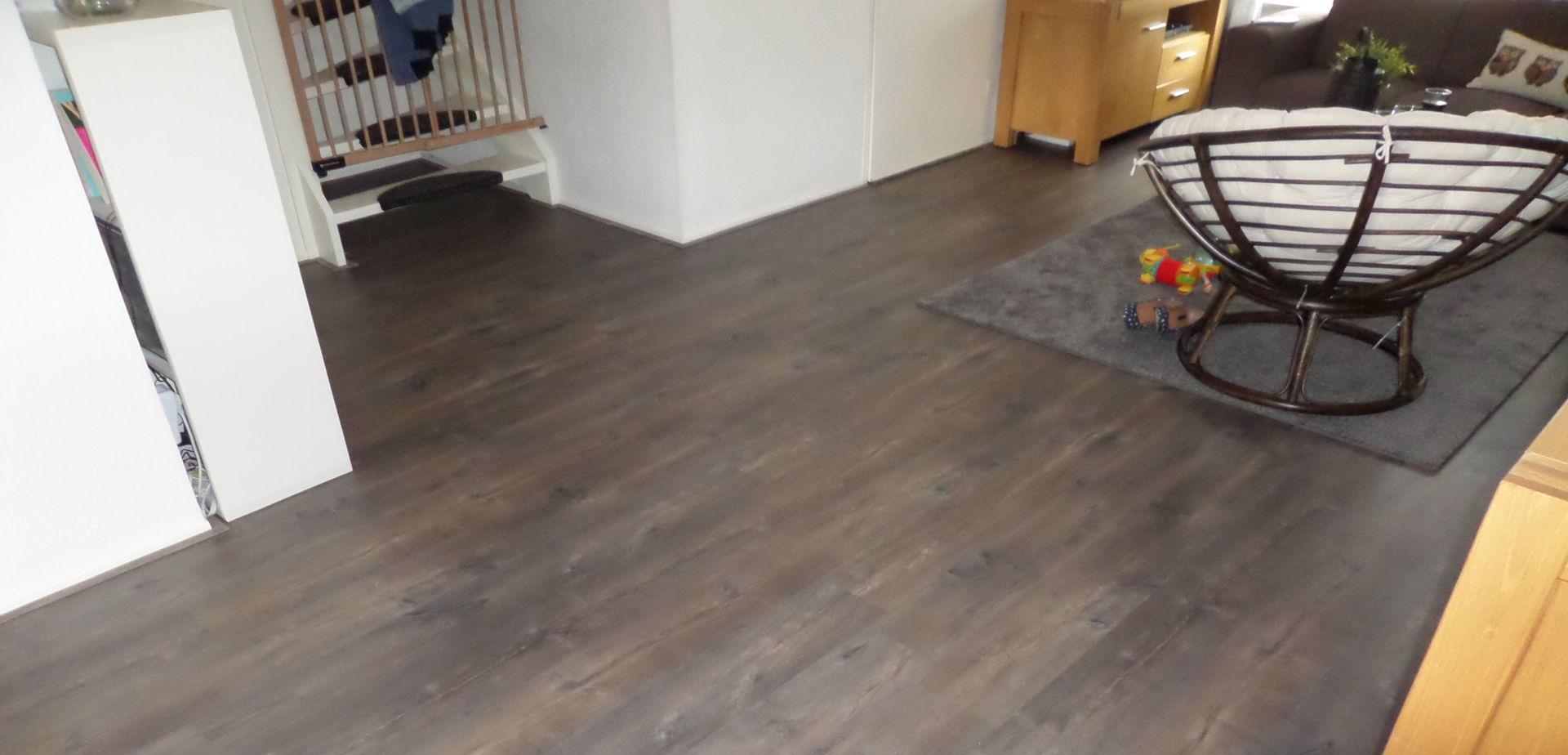Laminaat vloer leggen Quick Step | voordemakers.nl