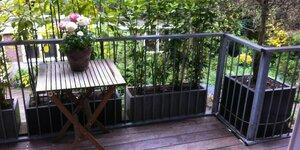 Meer ruimte op je balkon