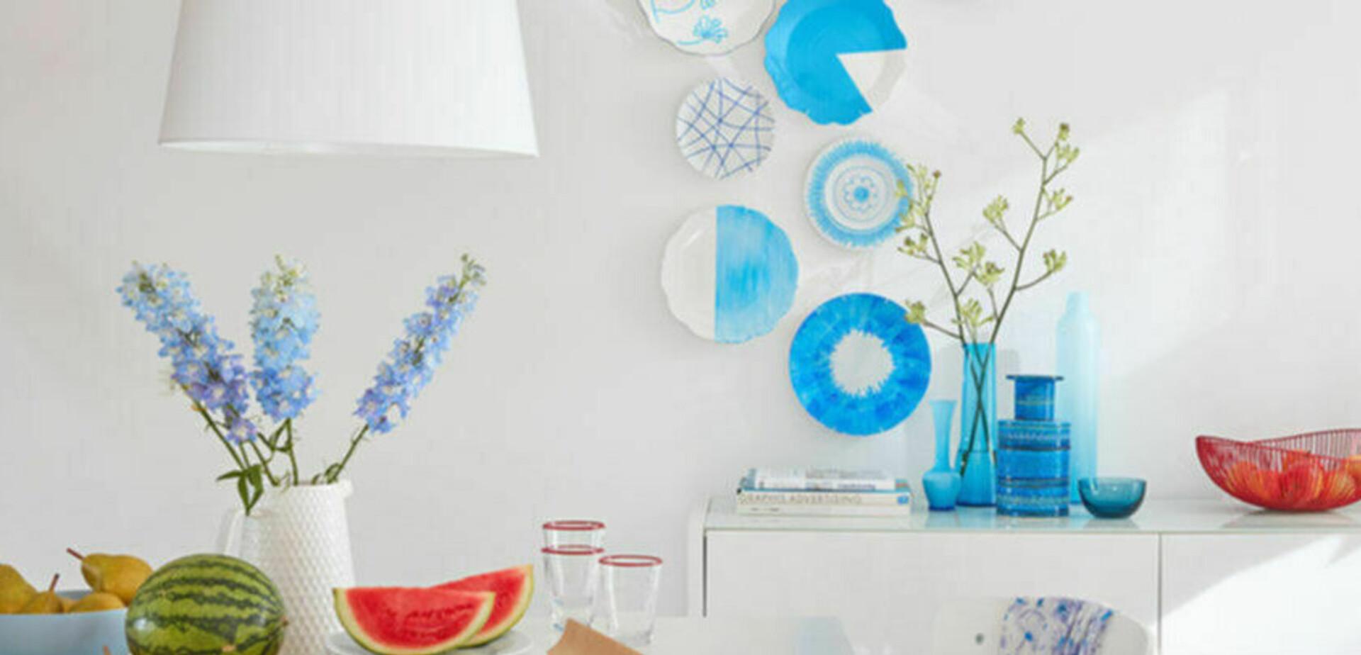 Hedendaags Decoratieve borden aan de muur | Stappenplan CH-91
