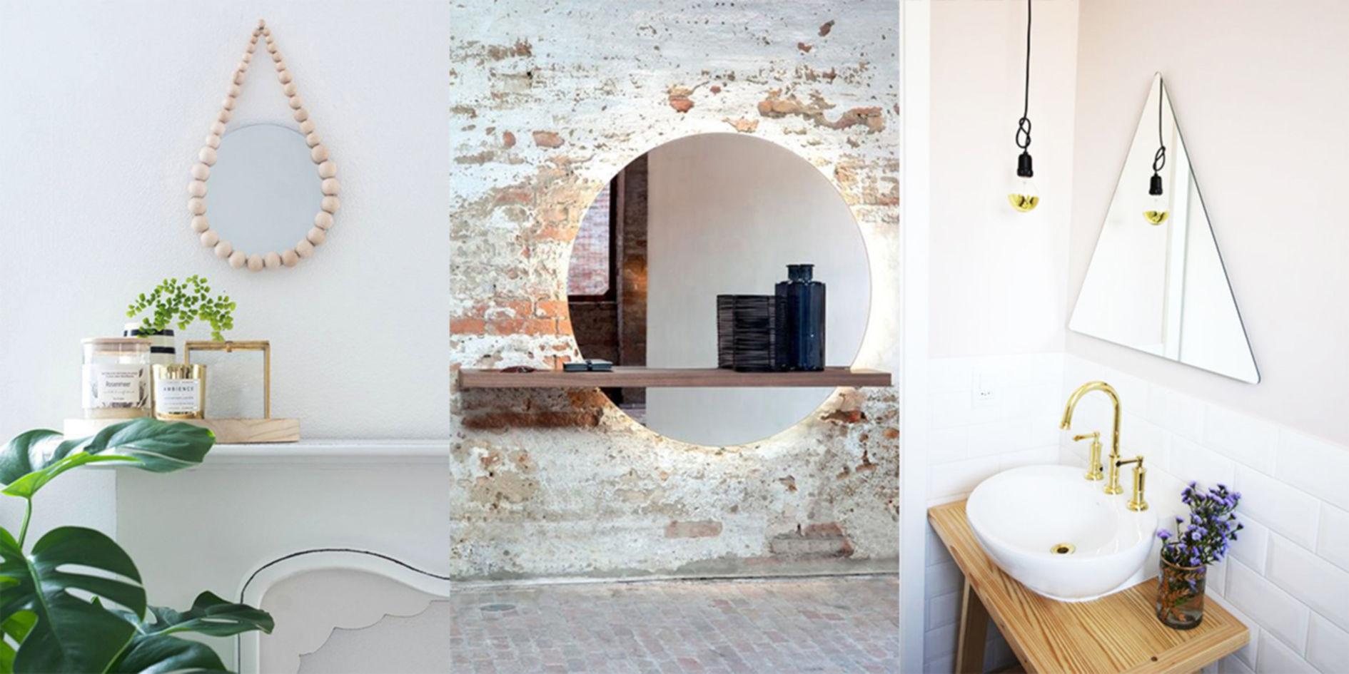 Top Top 8 originele spiegels voor je interieur | Praxis blog UH83