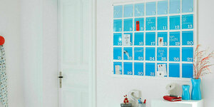 Supersized doe-het-zelf kalender