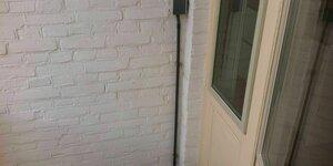 Stopcontact op balkon