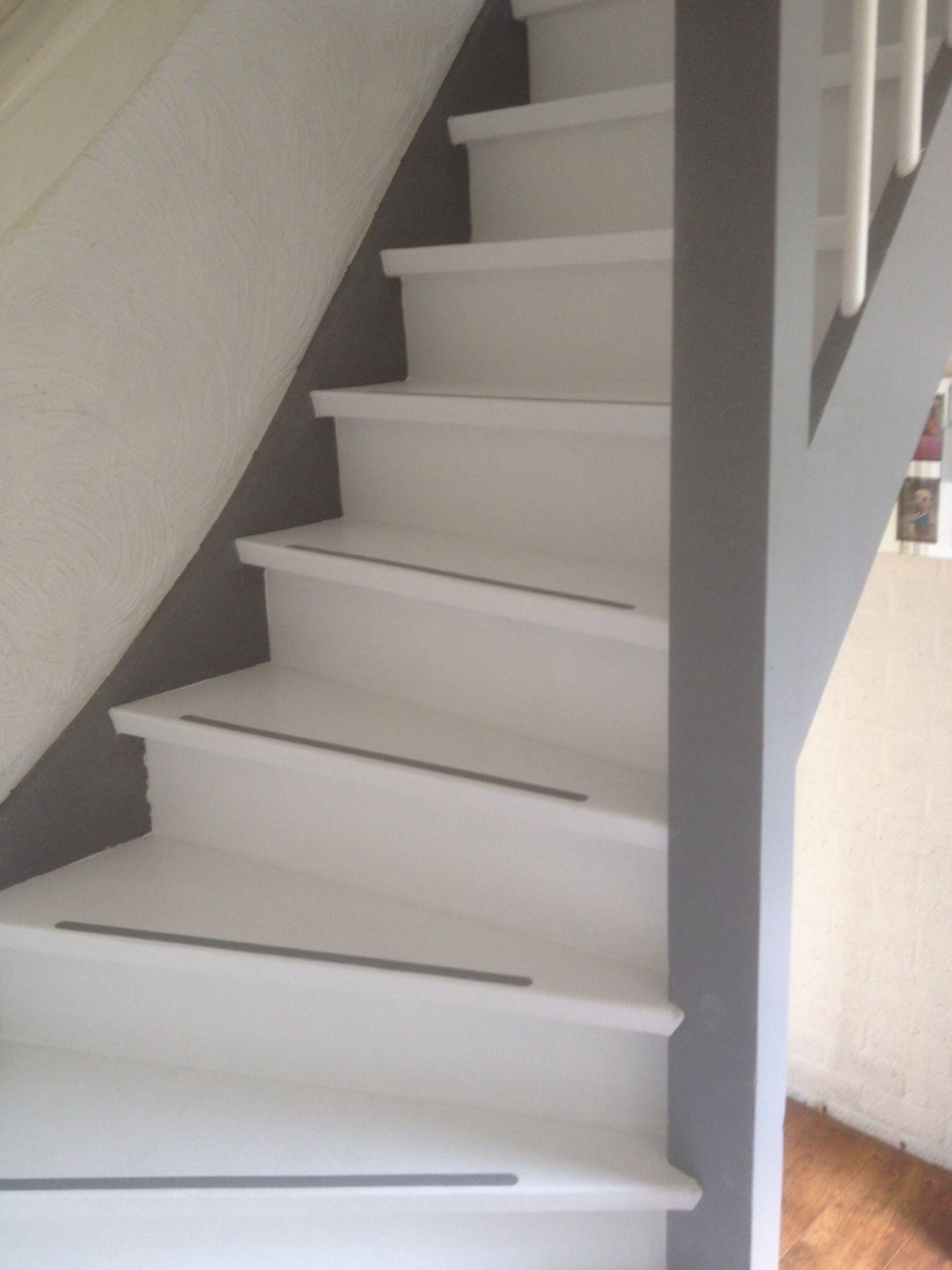 Fabulous Trap dichtmaken met kastje eronder | voordemakers.nl LD03