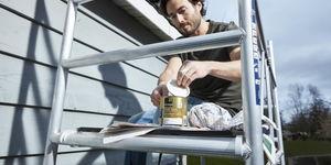 De buitenkant van je huis opknappen? Een likje verf doet wonderen!
