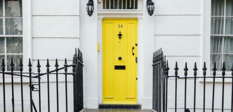 5 Instagram-waardige deuren die je versteld doen staan