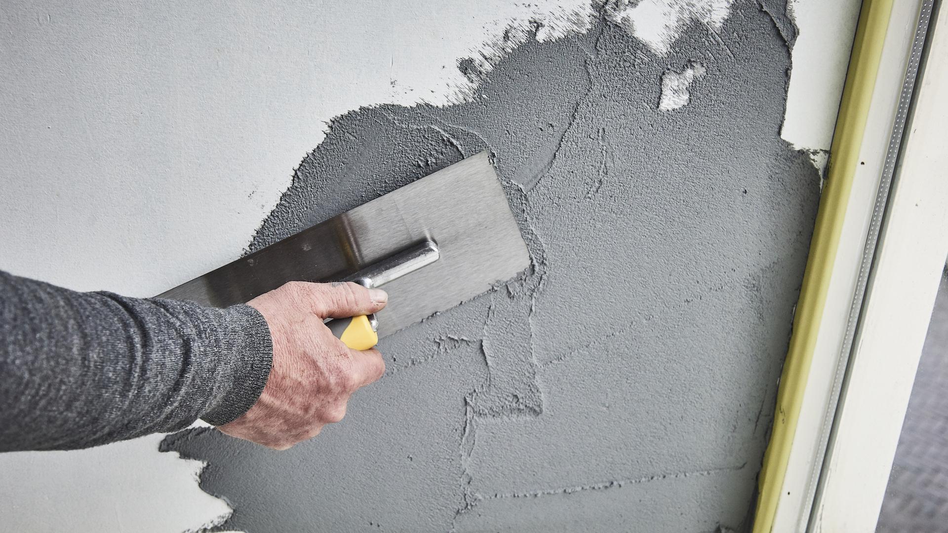 Betonlook Muur Prijs : Muur in betonlook maken voordemakers
