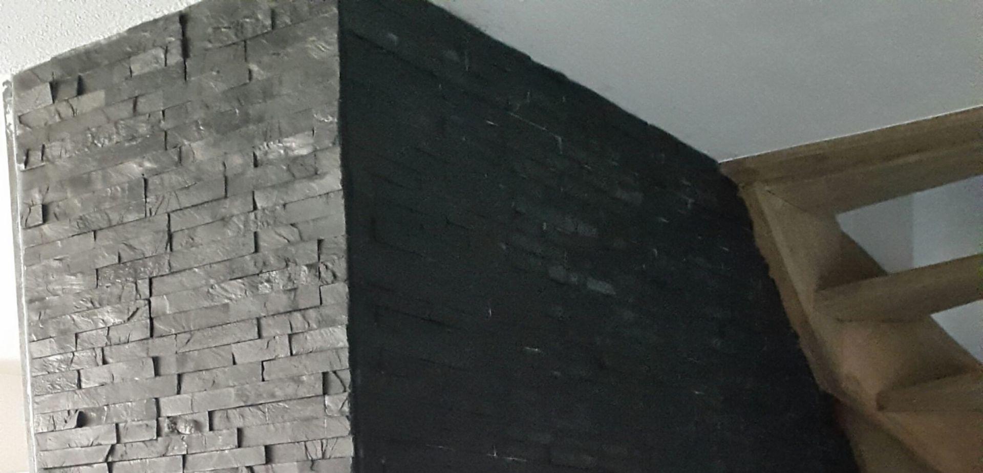 Leisteen steenstrips | voordemakers.nl
