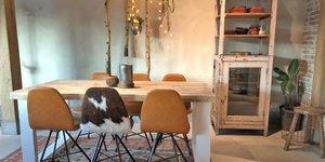 Steigerhout inspiratie voor in je huis: 5 tips!