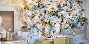 Kersttrend: een natuurlijk koude kerst