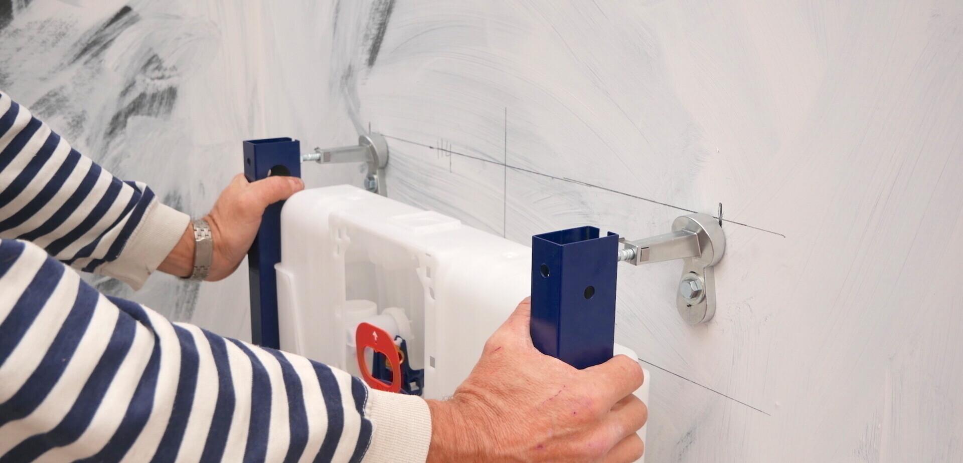 Kosten Hangend Toilet Plaatsen.Toilet Renoveren Inbouwreservoir Plaatsen 1 4
