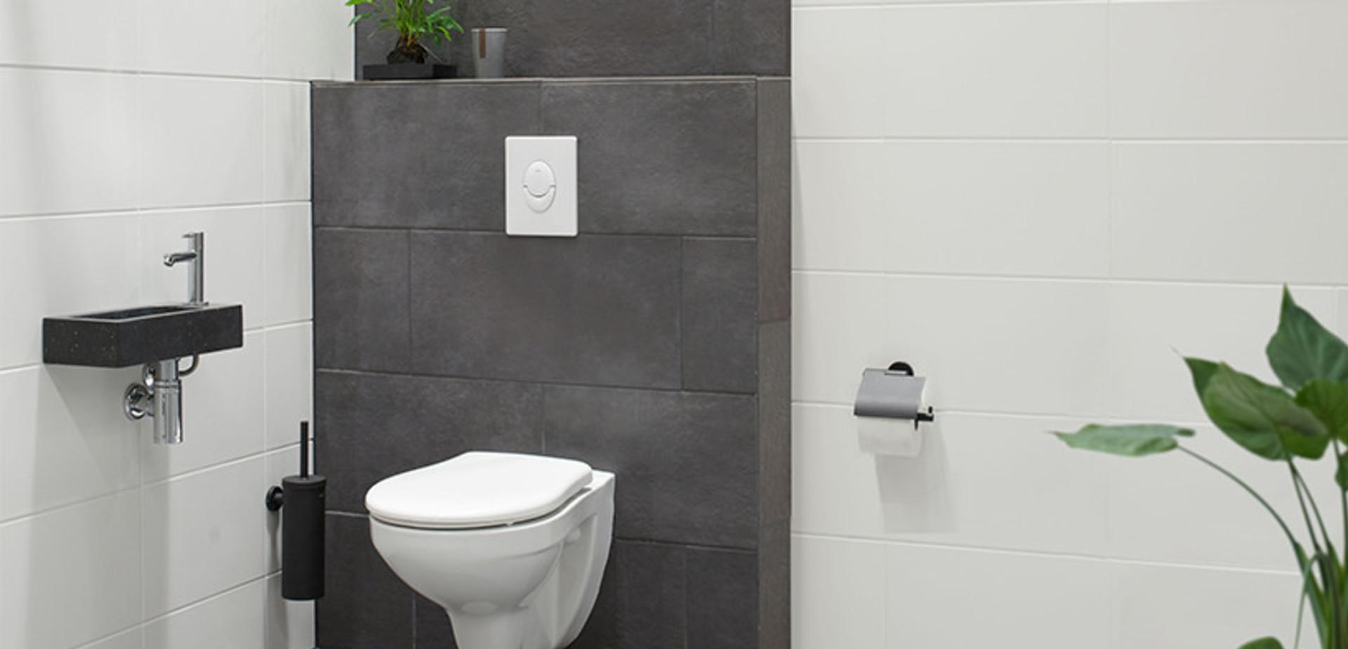 Uitgelezene Toilet renoveren doe je zo! | voordemakers.nl WD-39