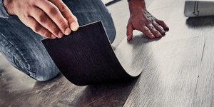 Hoe onderhoud ik een PVC/Vinyl vloer?