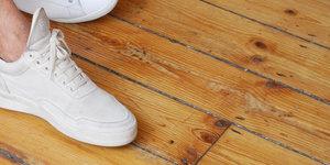 Hoe onderhoud ik een houten vloer?