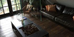 Glazen openhaard (inspiratie)