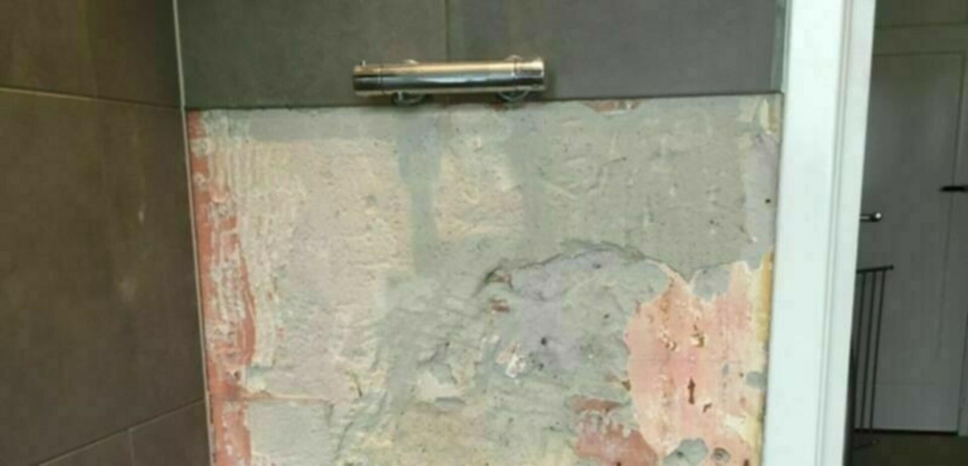 Tegel reparatie badkamer | voordemakers.nl