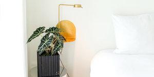 4 tips om je slaapkamer te verlichten