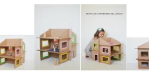 Je eigen poppenhuis maken.