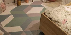 Vloer beschildering