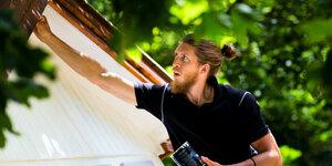 De buitenkant van je huis opknappen met verf