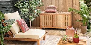 De leukste buitenkasten voor tuin en balkon