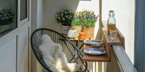 Maak je eigen houten balkonbar