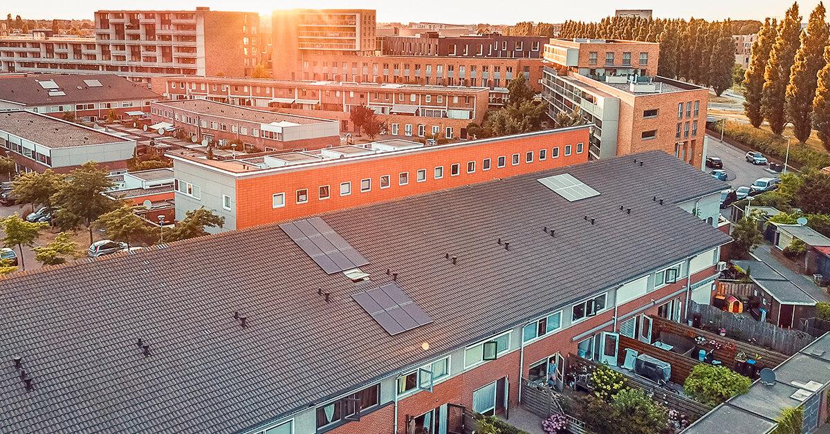 Praxis start met verhuur en verkoop zonnepanelen