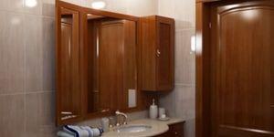 Oplossing voor een kleine badkamer