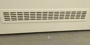 Ventilatierooster in deur maken
