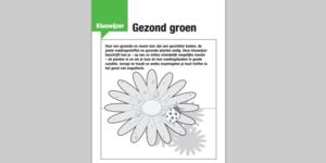 Kluswijzer: gezond groen